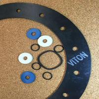 Viton Rubber Gaskets & Sheet Material