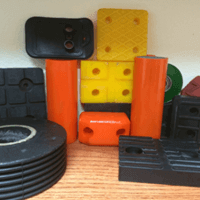 Custom Rubber Molded & Plastic Parts