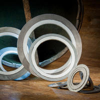 Custom Metallic Gaskets - Spiral Wound Gaskets