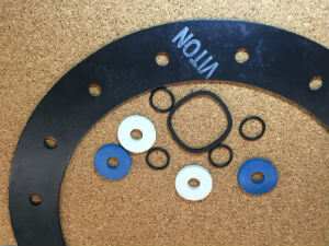 viton rubber gaskets and sheet material